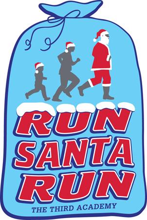 Run Santa Run Logo