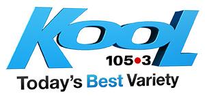 1053 KOOL logo