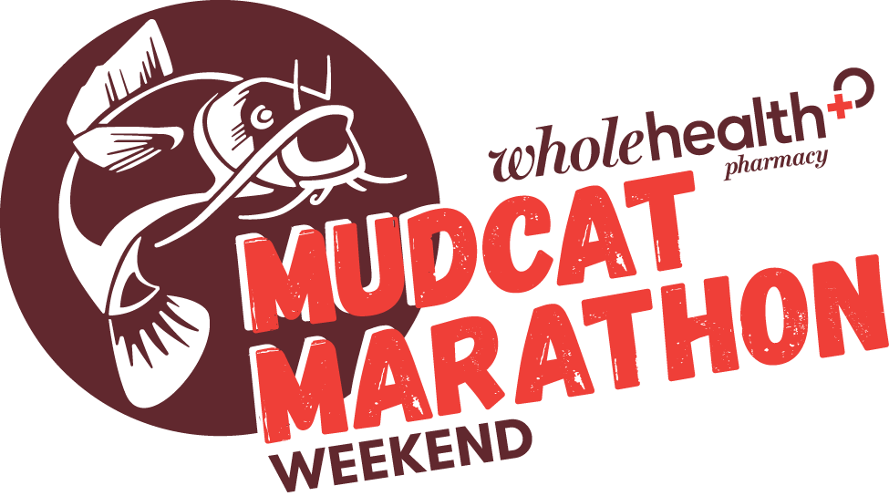 Whole Health Mudcat Marathon Weekend 2017 Logo