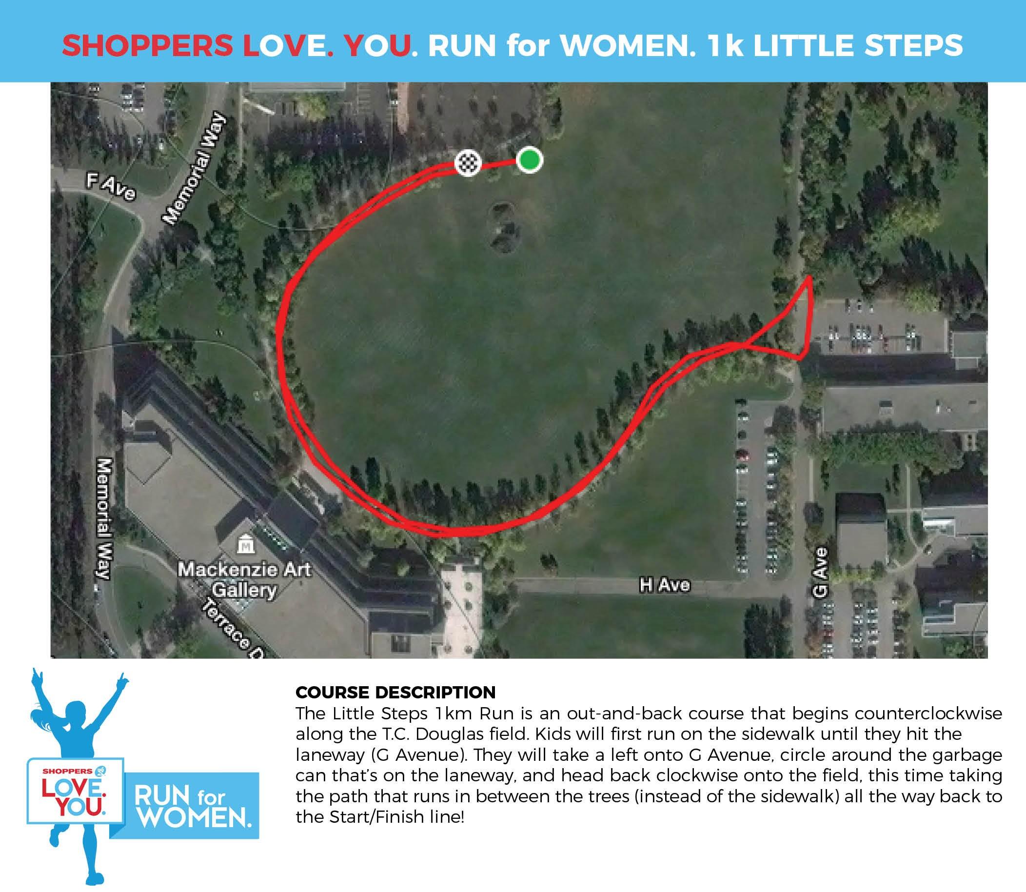 Running Room Online Event Registration - Us event map design