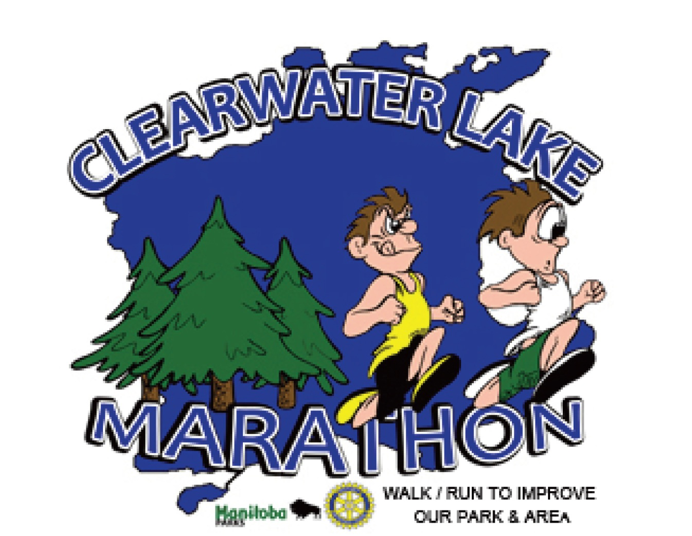 Clearwater Lake Marathon Running Room