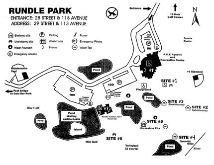 mapofrundlepark