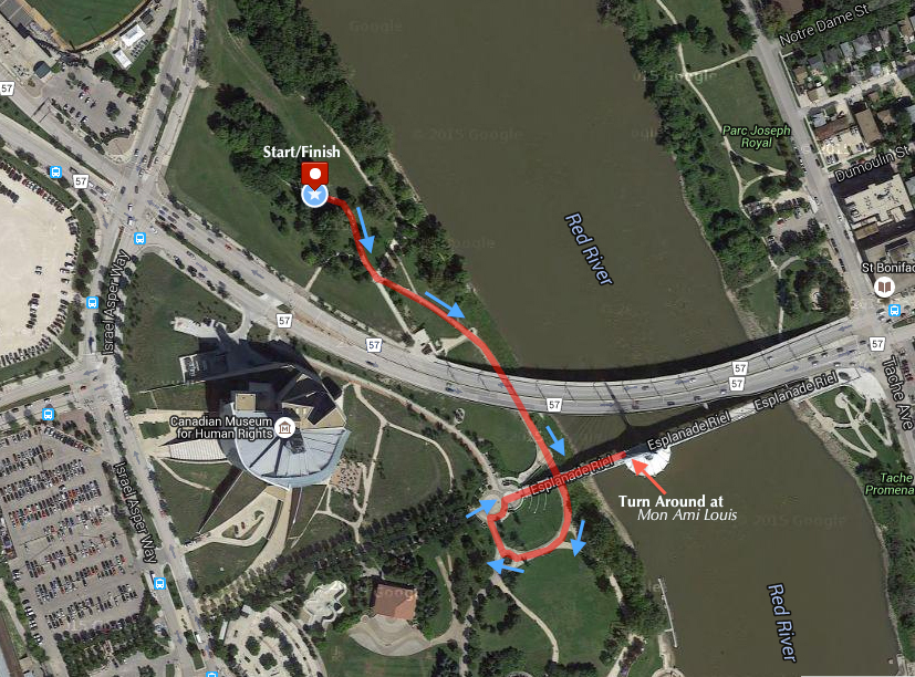 Running Room Regent Winnipeg