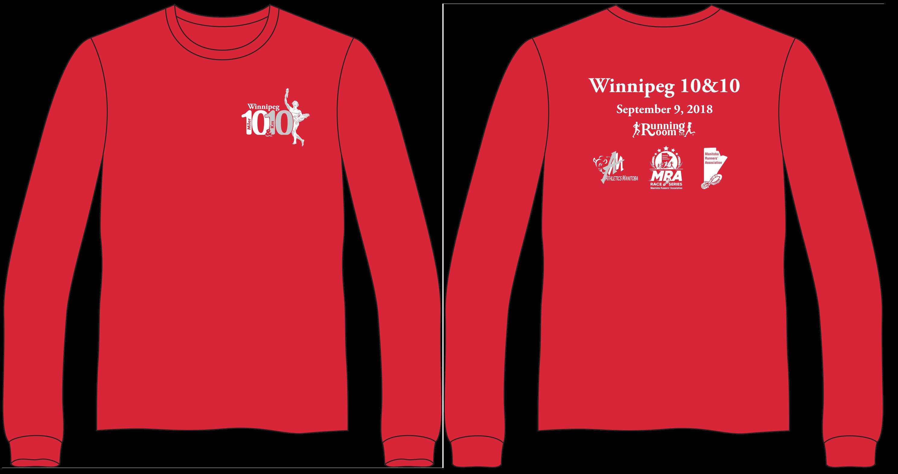 winnipeg10 shirt
