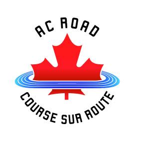 Athletics Canada Road Logo