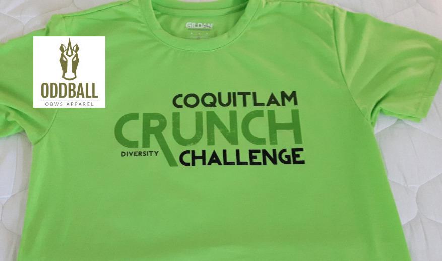 Crunch Adult Shirt