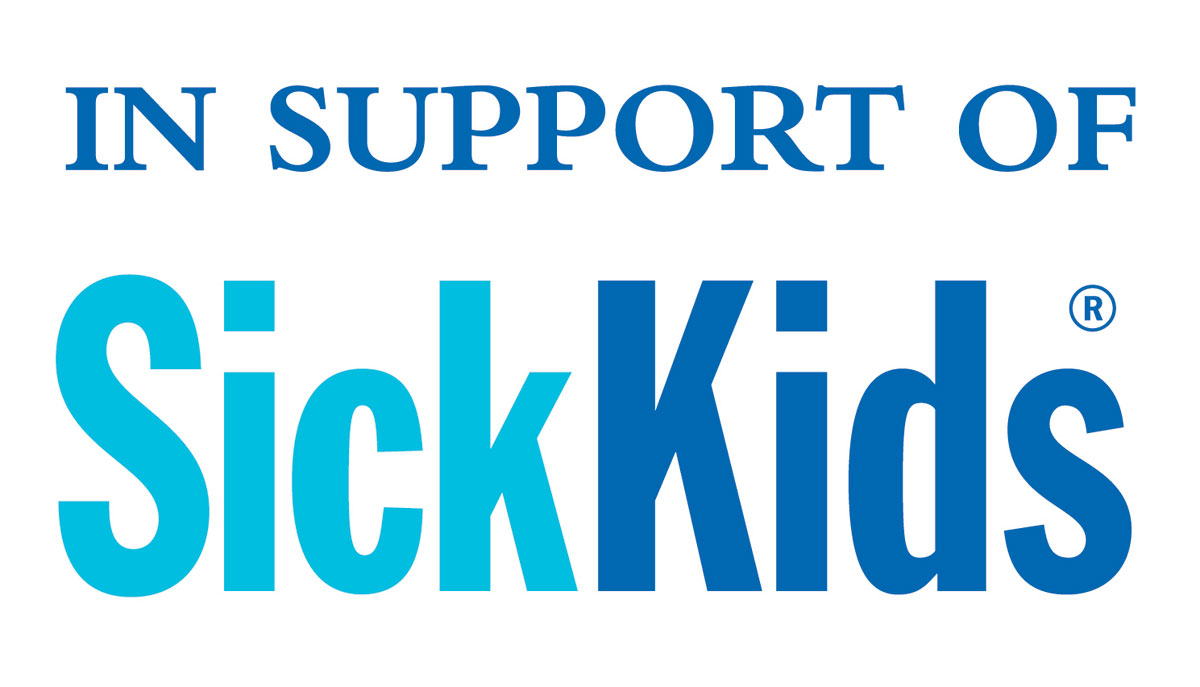 In Support Sick Kids