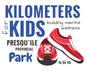 Kilometers for Kids Logo