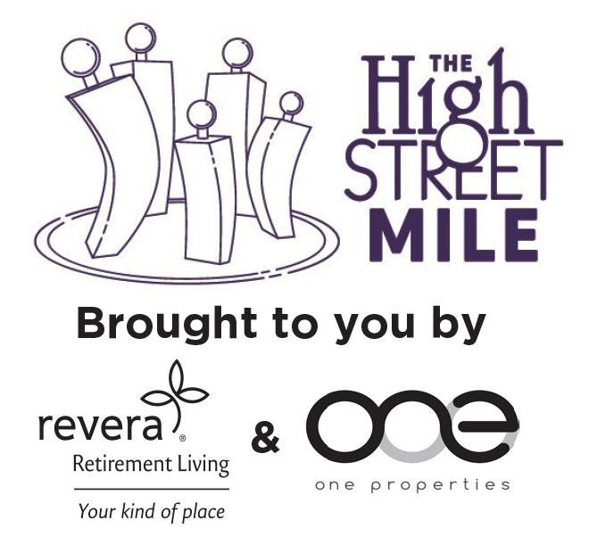 Highstreet Mile Headwsponsors