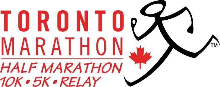 2018 Toronto Marathon Logo FINAL