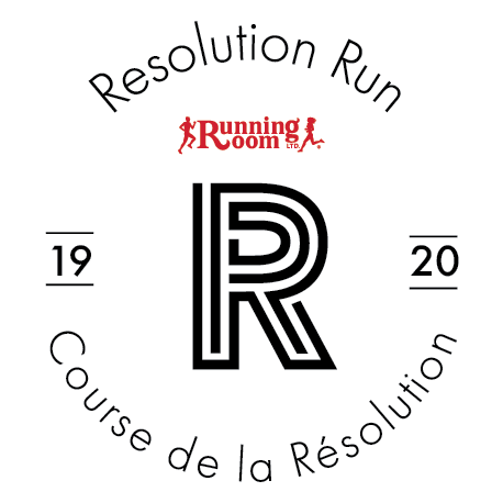 35th Annual Resolution Run - Regina Logo
