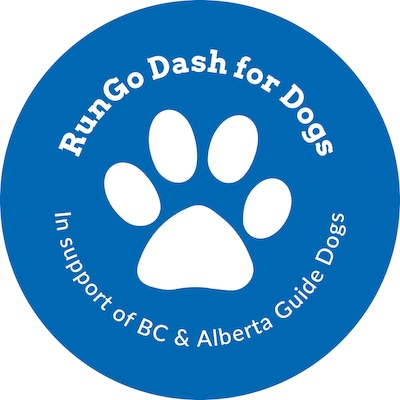 RunGo Dash for Dogs 2019 Logo