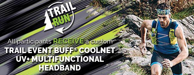 Trail Run Banner