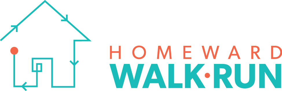 Homeward Walk|Run 2019 Logo