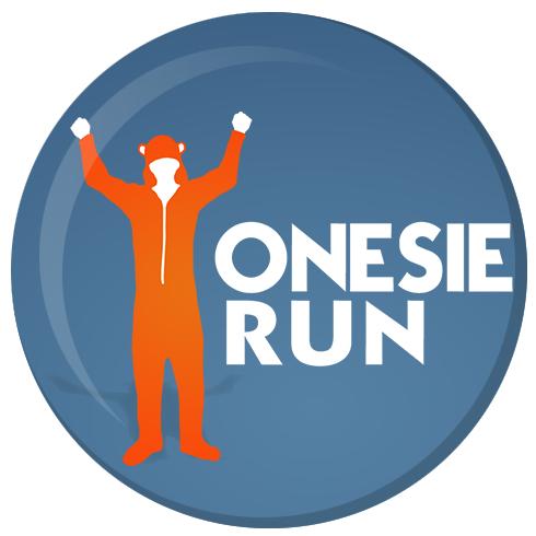 Onesie Run Logo