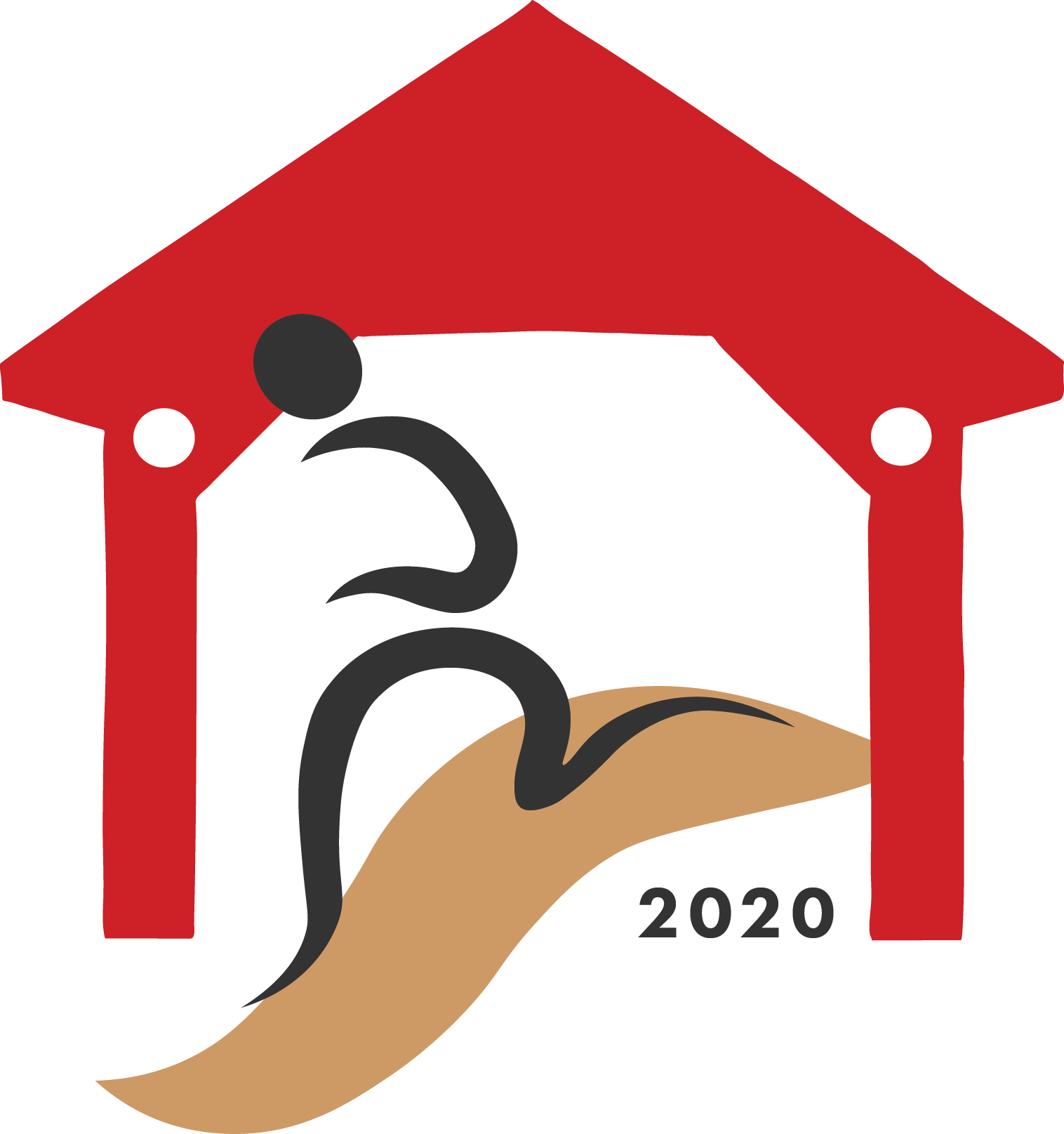 Wakefield Covered Bridge Run 2020 Logo