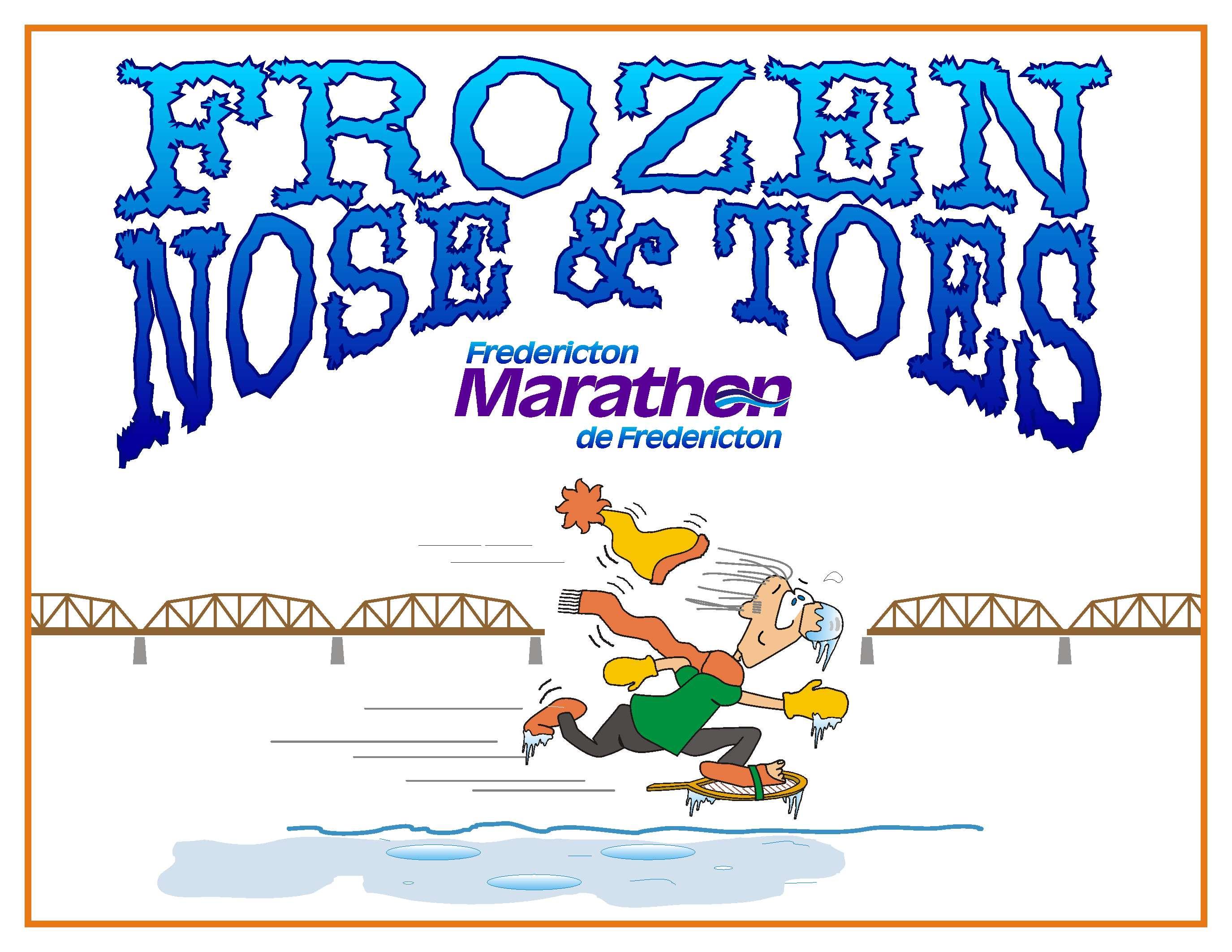 Frozen Nose Toes Flyer2020jpg