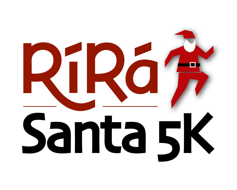 Ri Ra Santa 5 K logo