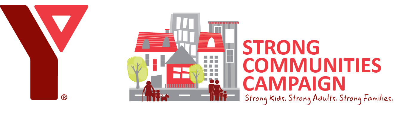 Strong Communities Campaign Lockup