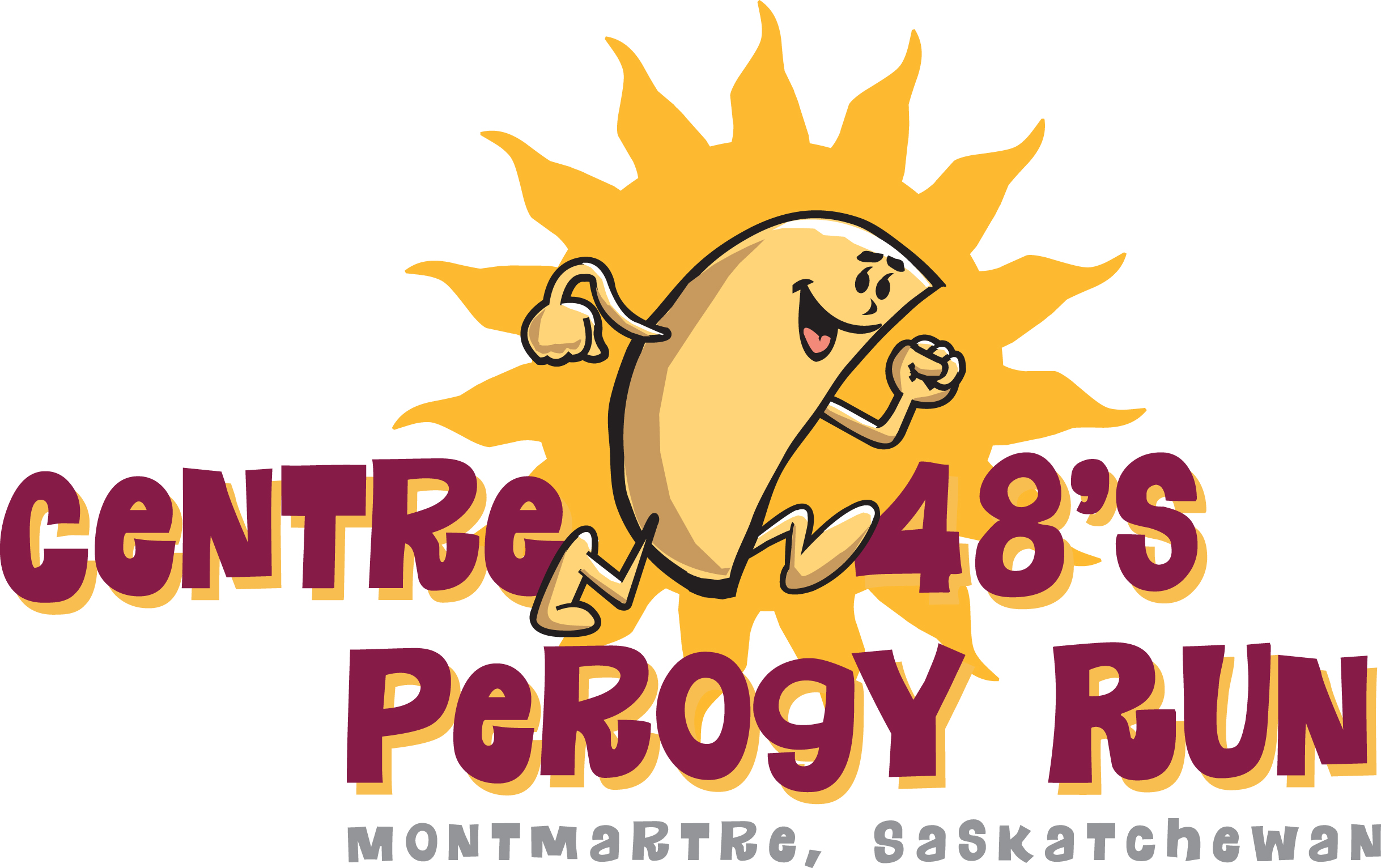 18th Annual Perogy Run Logo