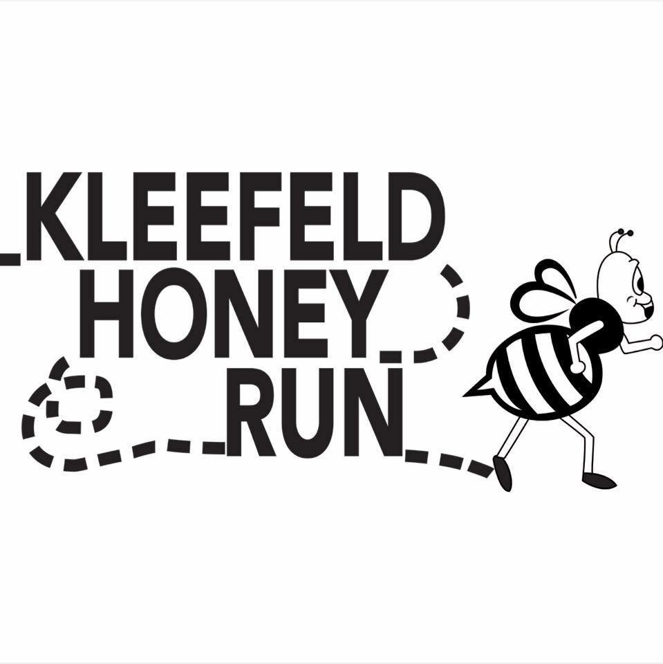 Kleefeld Honey Run 2020 Logo