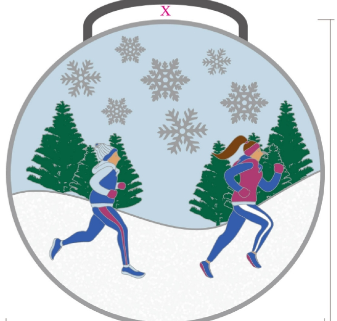 Virtual Frigid10k Frosty5k