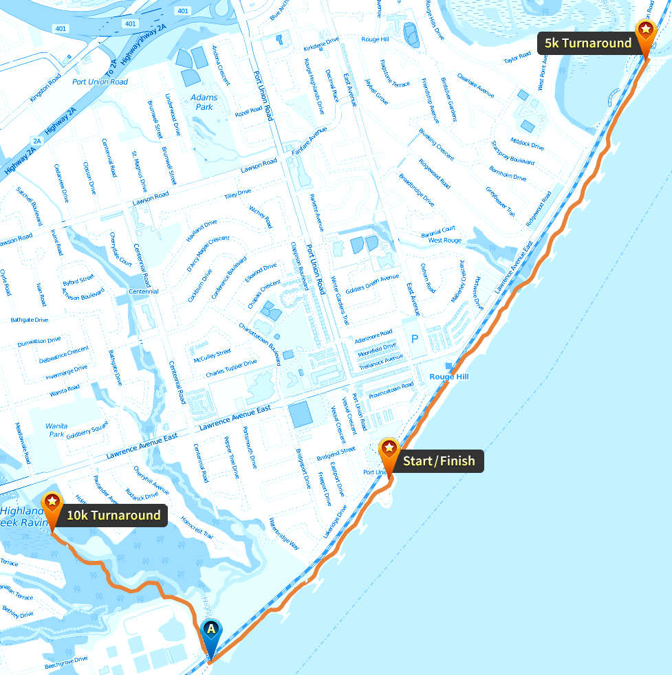 img run route map full