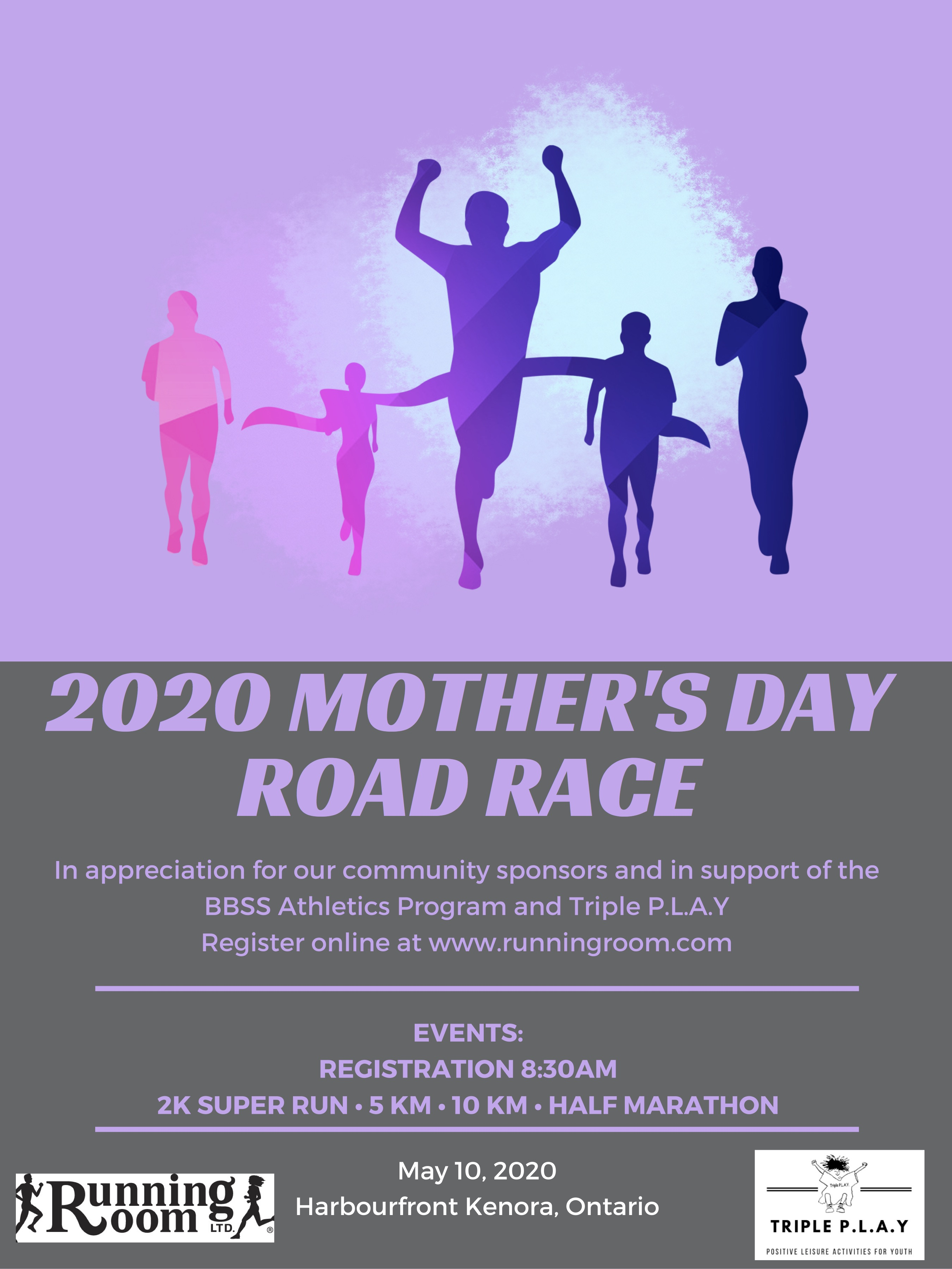 2020 Mother's Day Road Race
