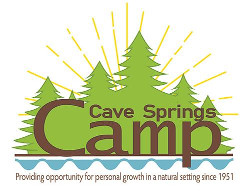 Cave Springs Camp Logo