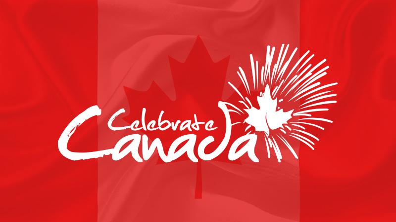 virtual Canada Flag Celebrate Canada