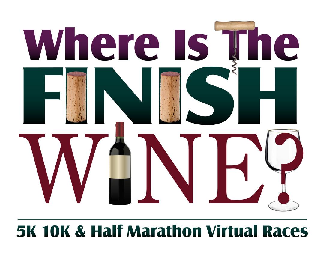 Where Finish Wine Race logo 1a