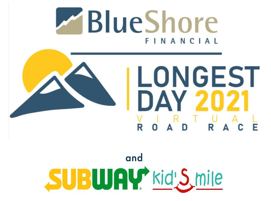 Blueshore Race Logo Subway