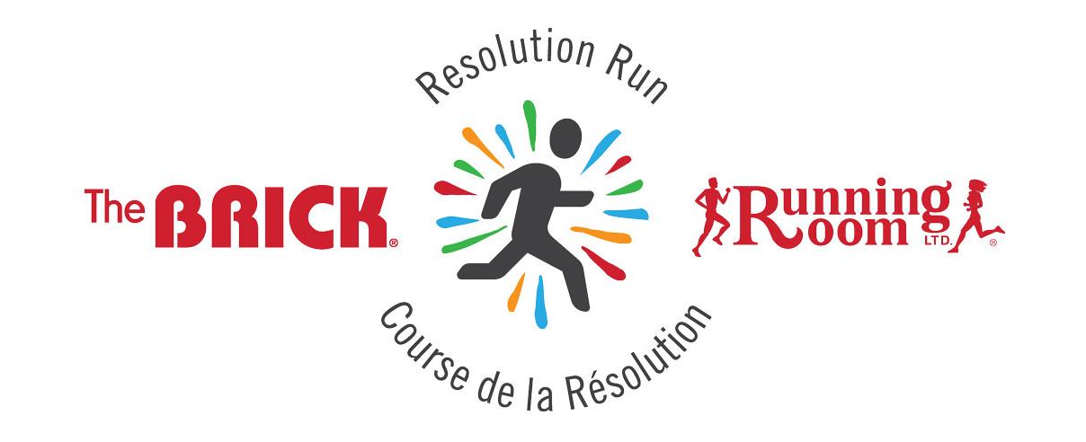 Resolution Run Logo En