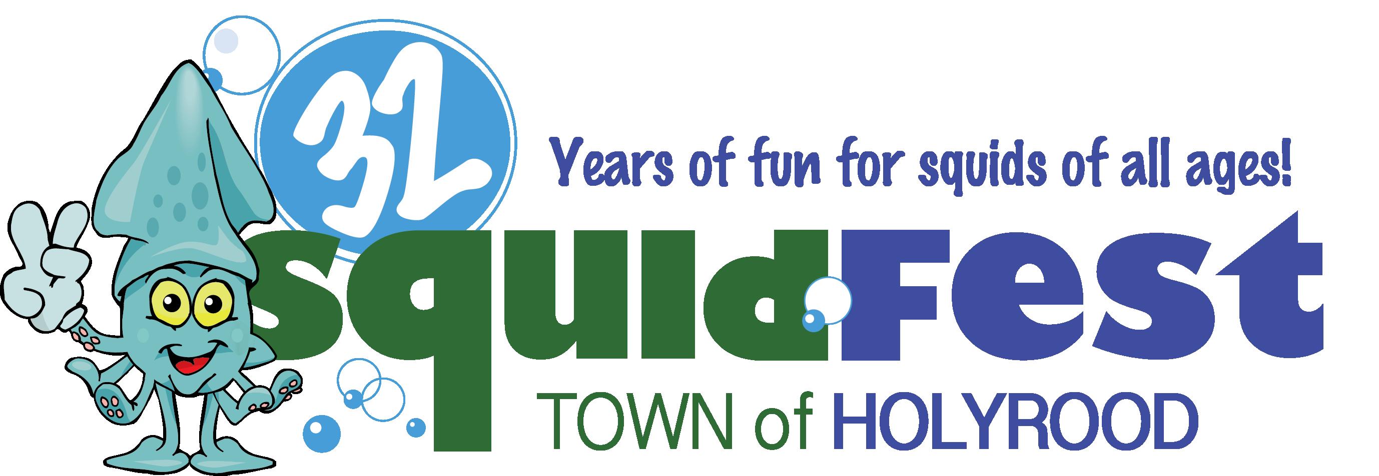 squidfest Logo32
