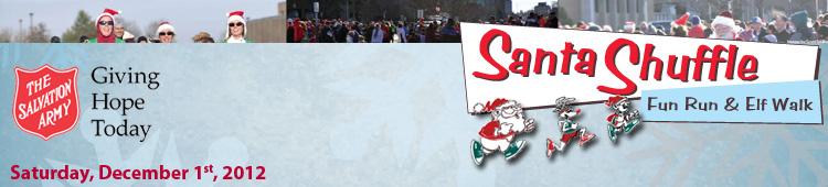 Fun Run? Elf Walk? Santa Shuffle!