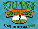 Steps To Fitness 2009 Logo