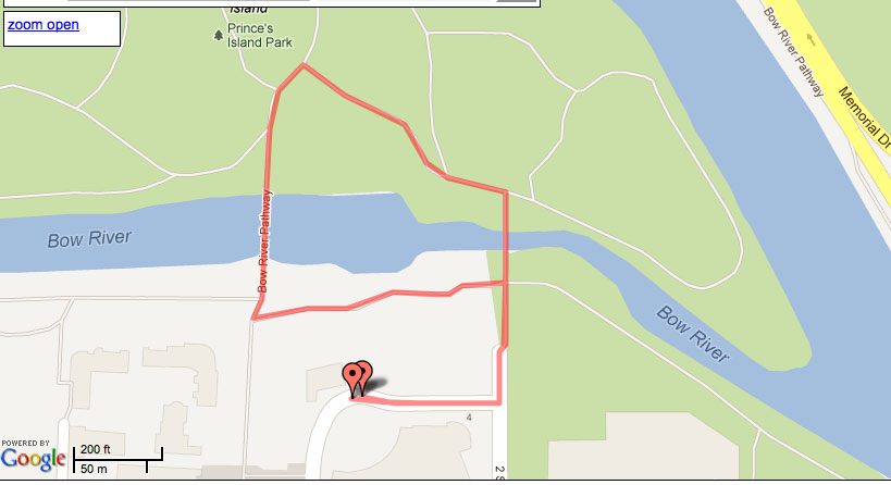 Calgary Running Room Westhills